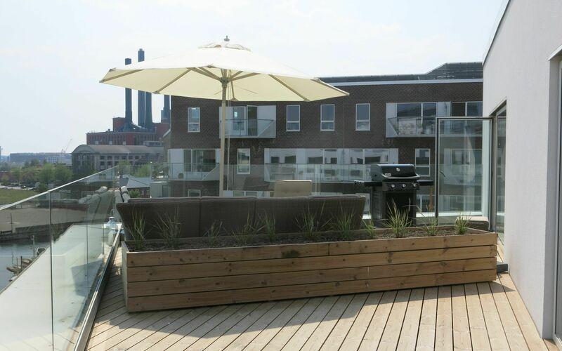 Havneholmen - Luxury For 2