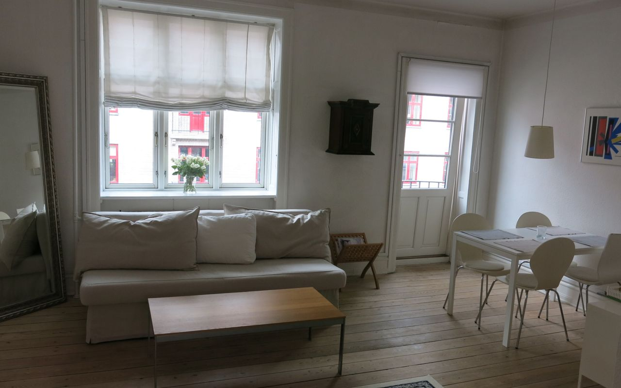 One Bedroom In The Østerbro Area