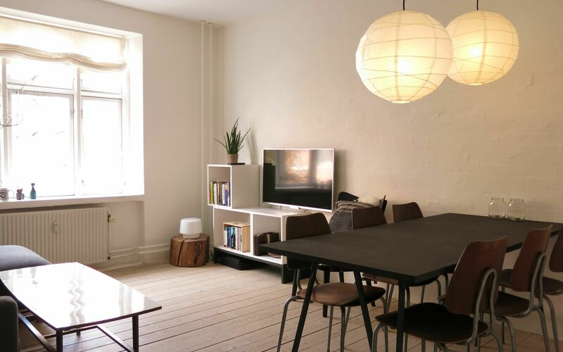 Østerbro - Perfect For 2 People