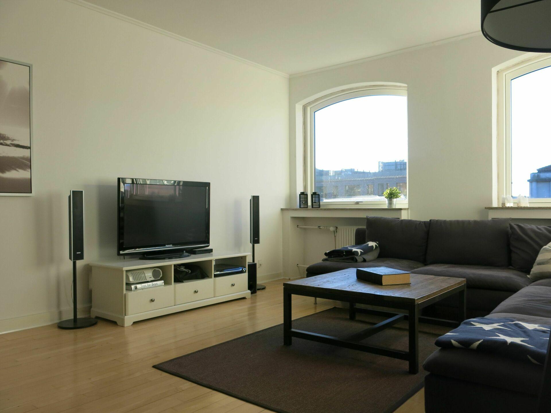 Kopenhagen Wohnung dronningens tværgade 1 bedroom wohnung in kopenhagen