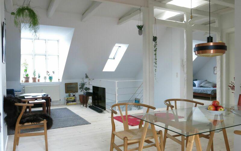 Vesterbro - Loft Apartment