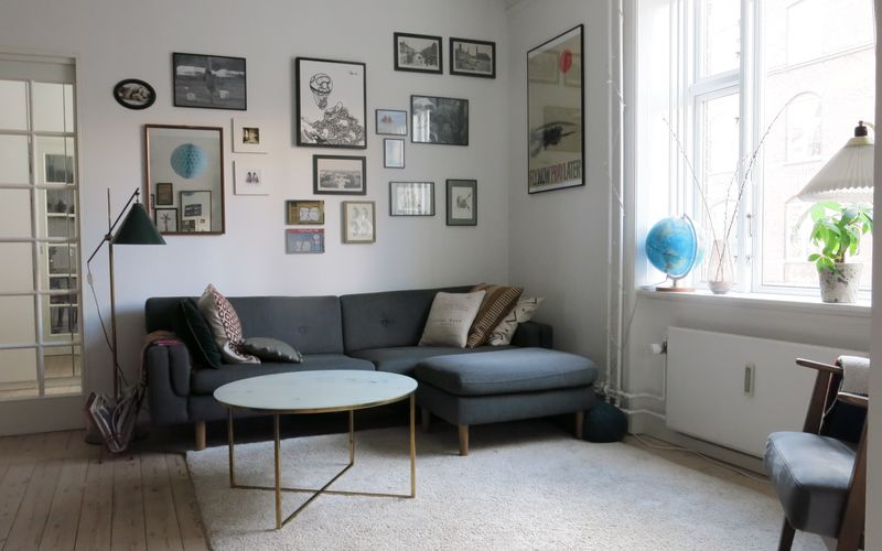 Silkeborggade - 3 Bedrooms