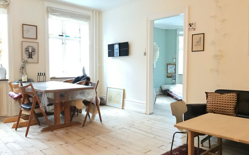 Nørrebro - Perfect For 2-3 Persons
