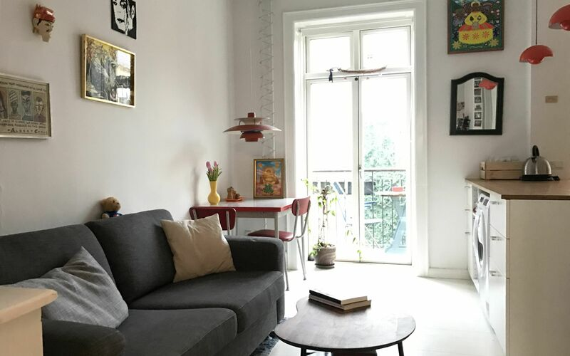Vesterbro - Very Cozy Apartment