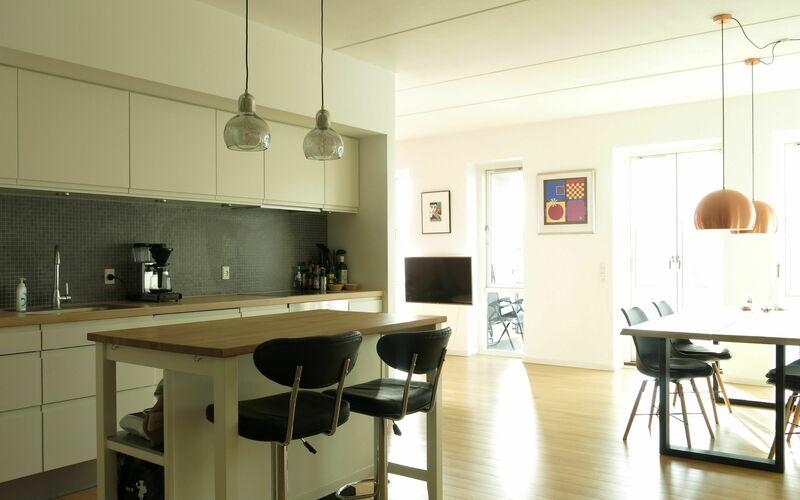 Ørestaden - Space For 3 - 2 Bedrooms