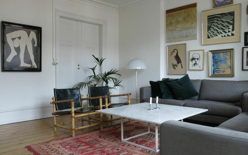 Østerbro - Space For 6-7 People