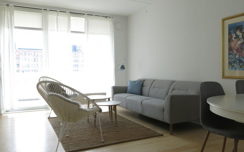 Islands Brygge - 2 Bedrooms