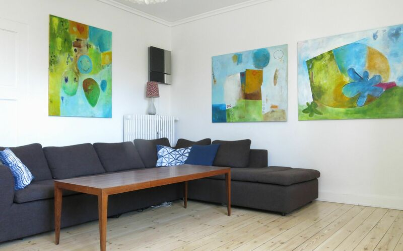 Amager - Apartment In 2 Levels