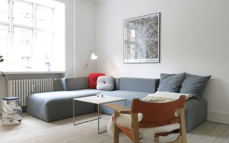 Østerbro - Space For 2 People
