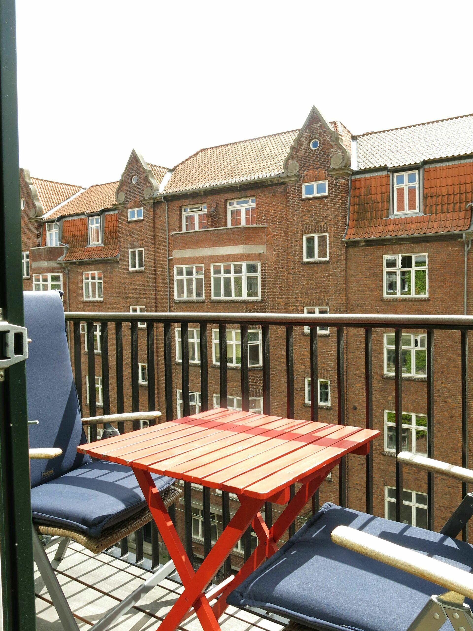 Kopenhagen Wohnung bergthorasgade with balcony wohnung in kopenhagen