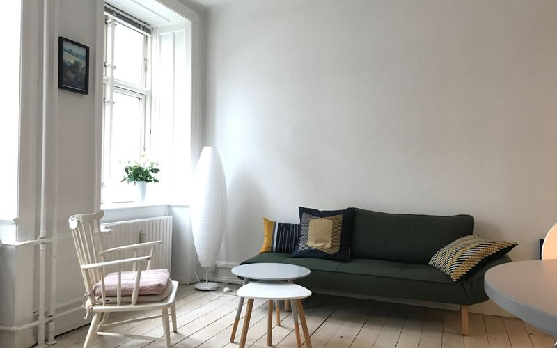 Vesterbro - 2 Bedrooms - Close Tivoli