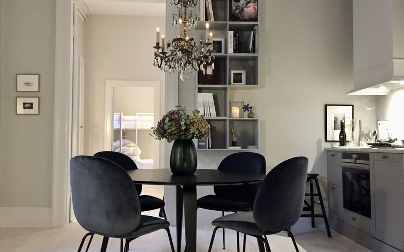 Luxury Apartment In The Heart Of Copenhagen
