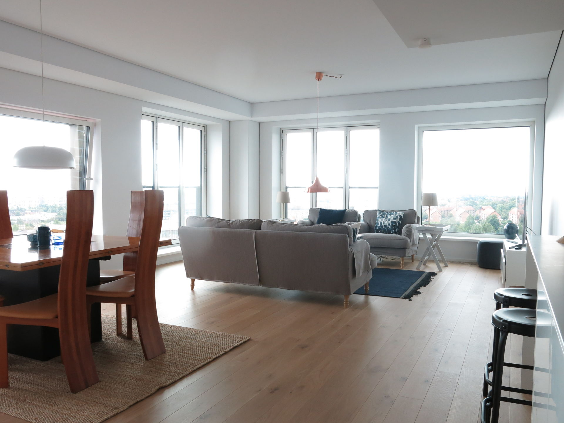 Bohrsgade - 3 Br - 6 People + Parking - Apartment in ...