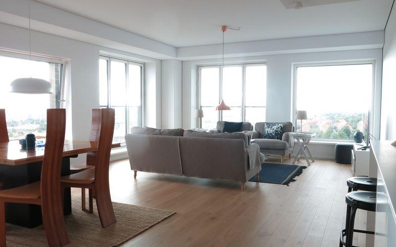 Apartment With Unique View Over Copenhagen