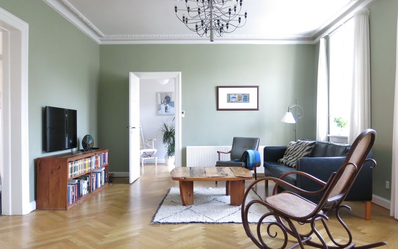 Østerbro - 4 Bedrooms - Green Areas