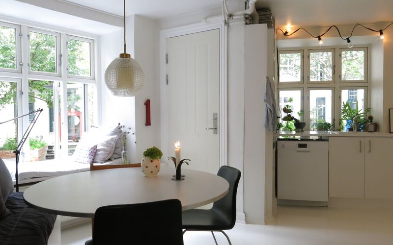Østerbro - Space For 4 People