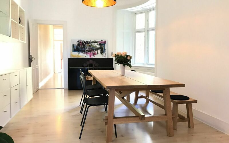 Vesterbro - 3 Bedrooms - Close To Tivoli - Central