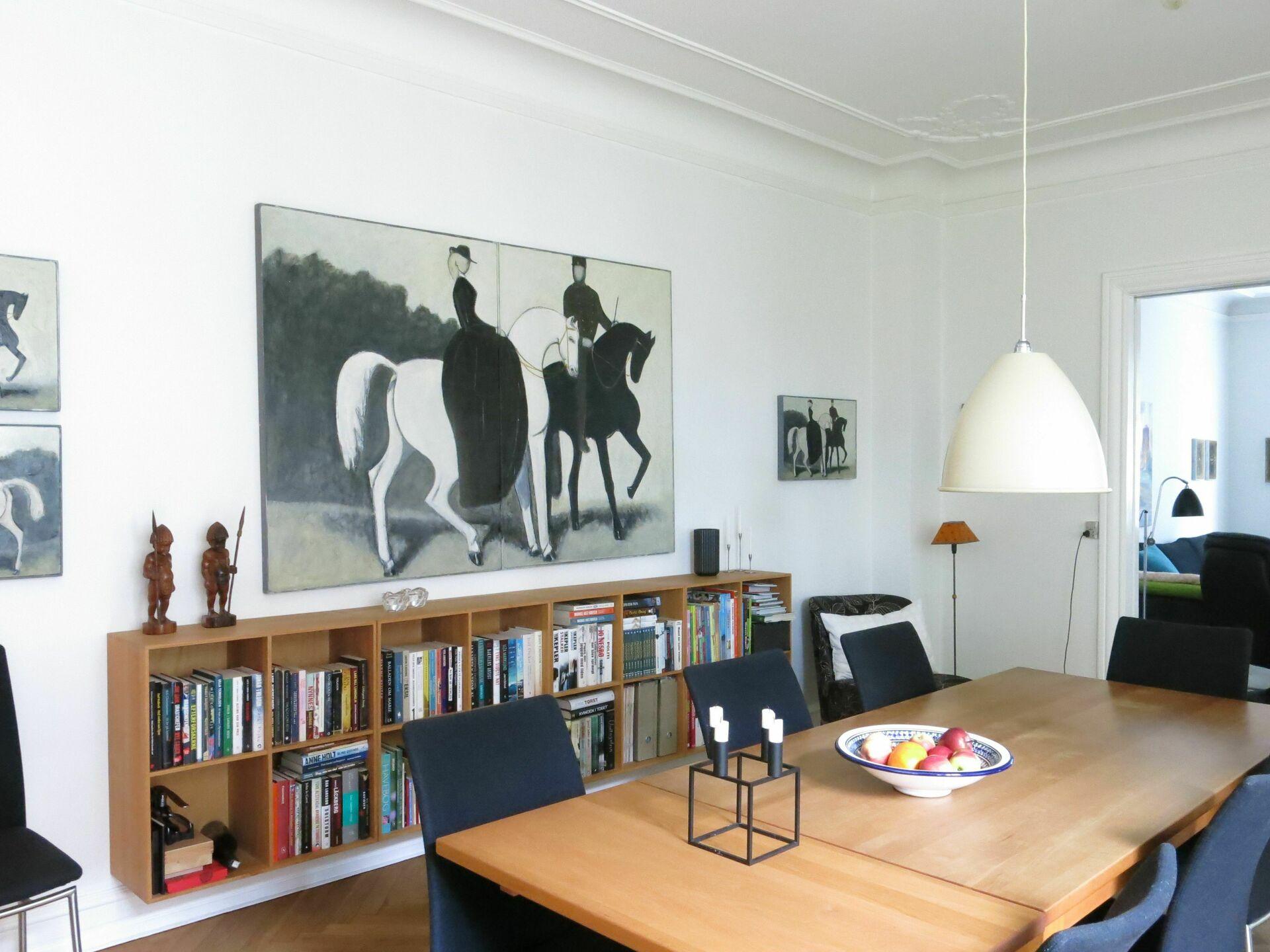 Kopenhagen Wohnung frederiksberg 3 bedrooms wohnung in kopenhagen