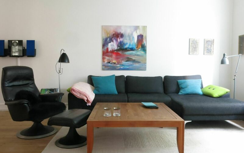 Frederiksberg - Space For 5-6 People