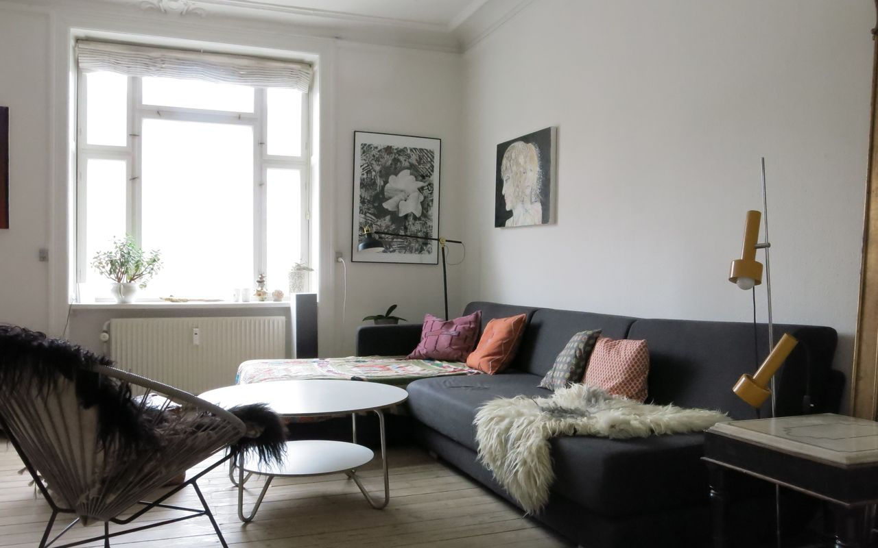 Østerbro - Space For 6 People