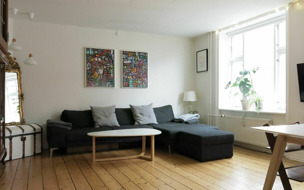 Østerbro - Family Apartment