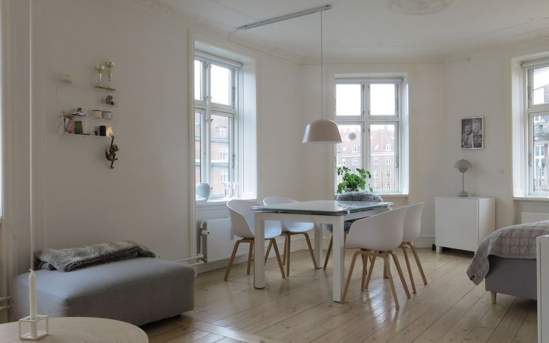Vesterbro - 1 Bedrooms - 2 Balcony