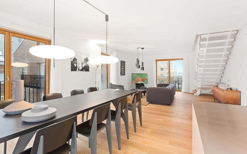 Østerbro - 3 Bedrooms - 2 Levels