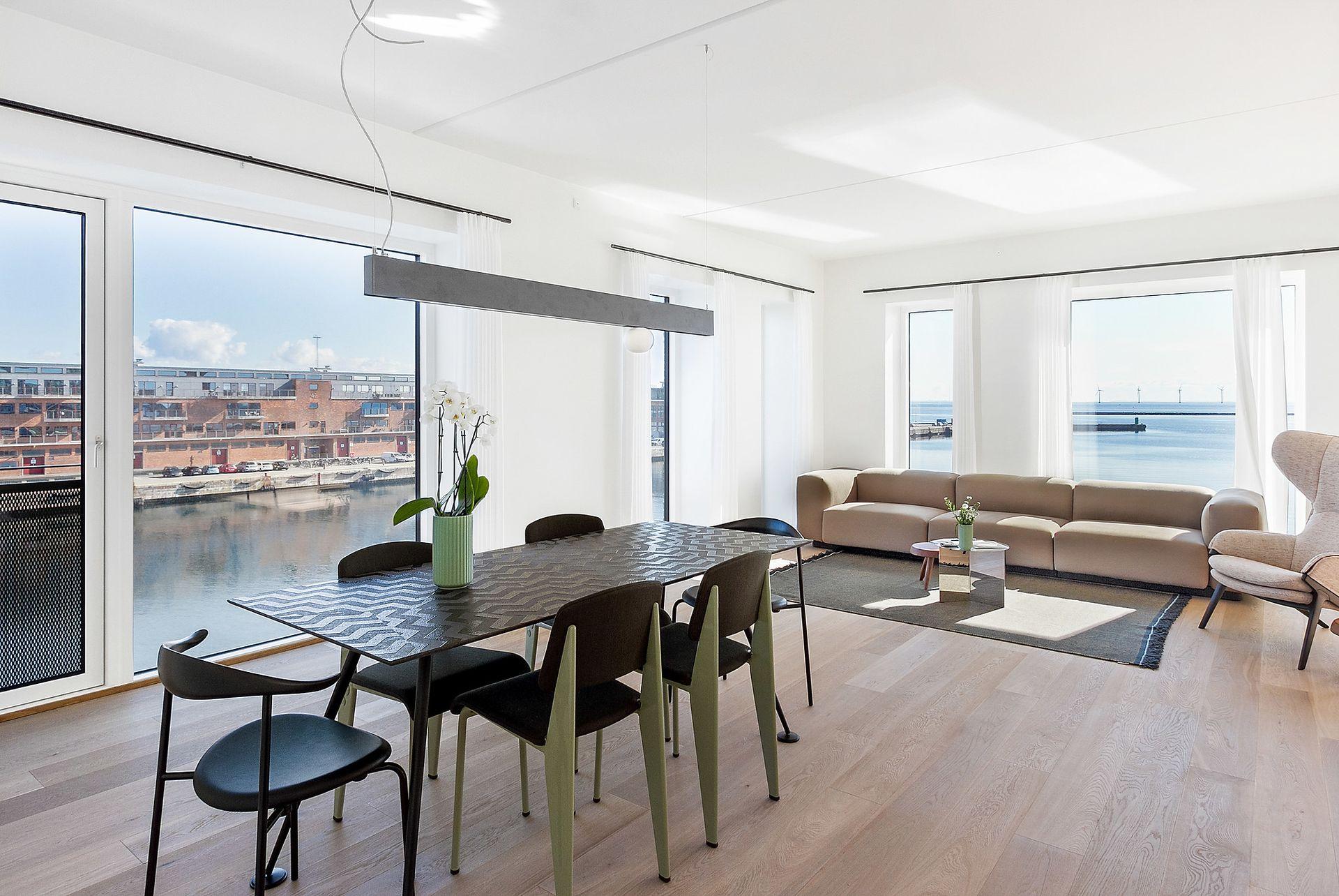 Kopenhagen Wohnung seaport 6 3 bedroom wohnung in kopenhagen