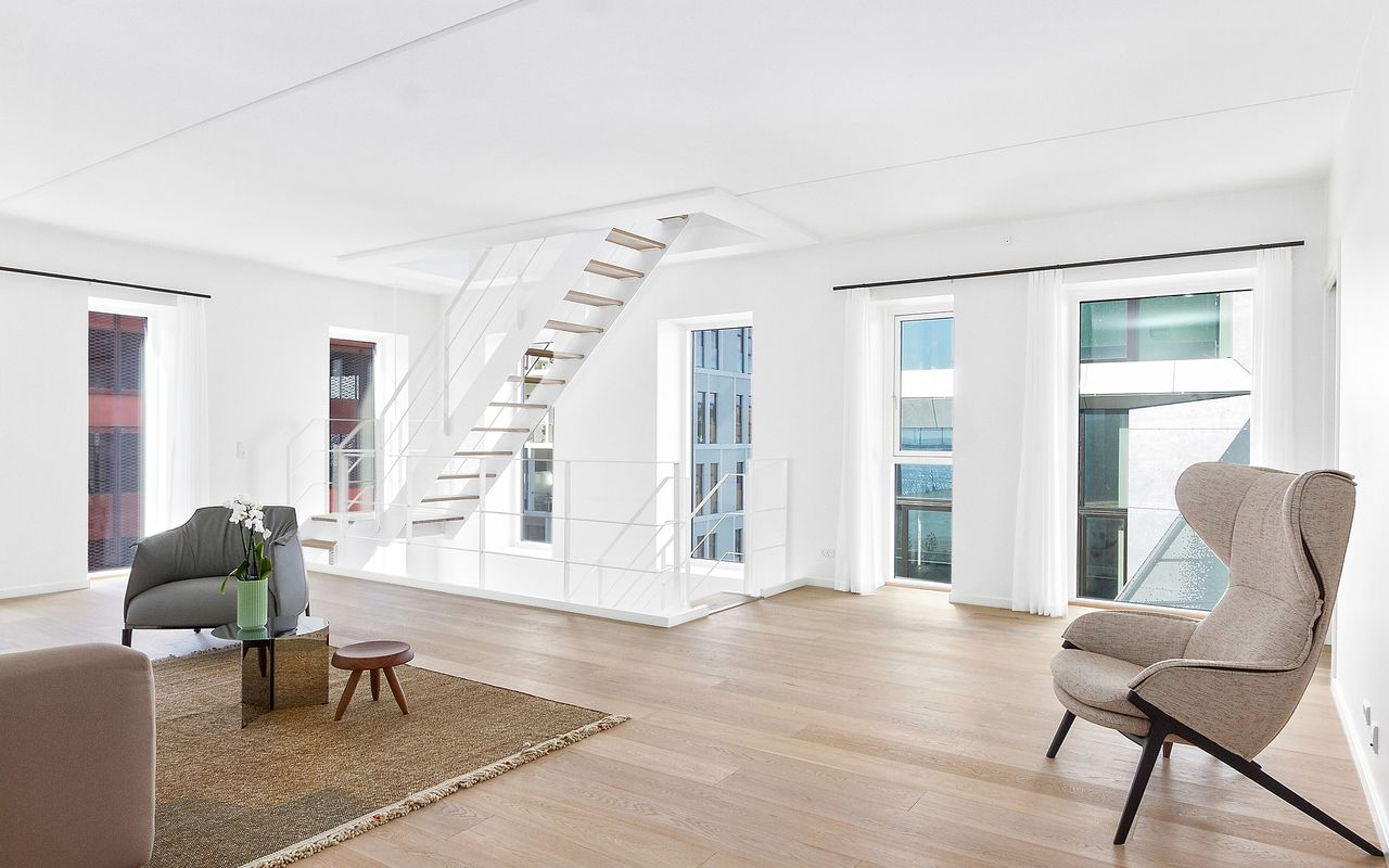 Seaport - 4 Bedroom - Penthouse