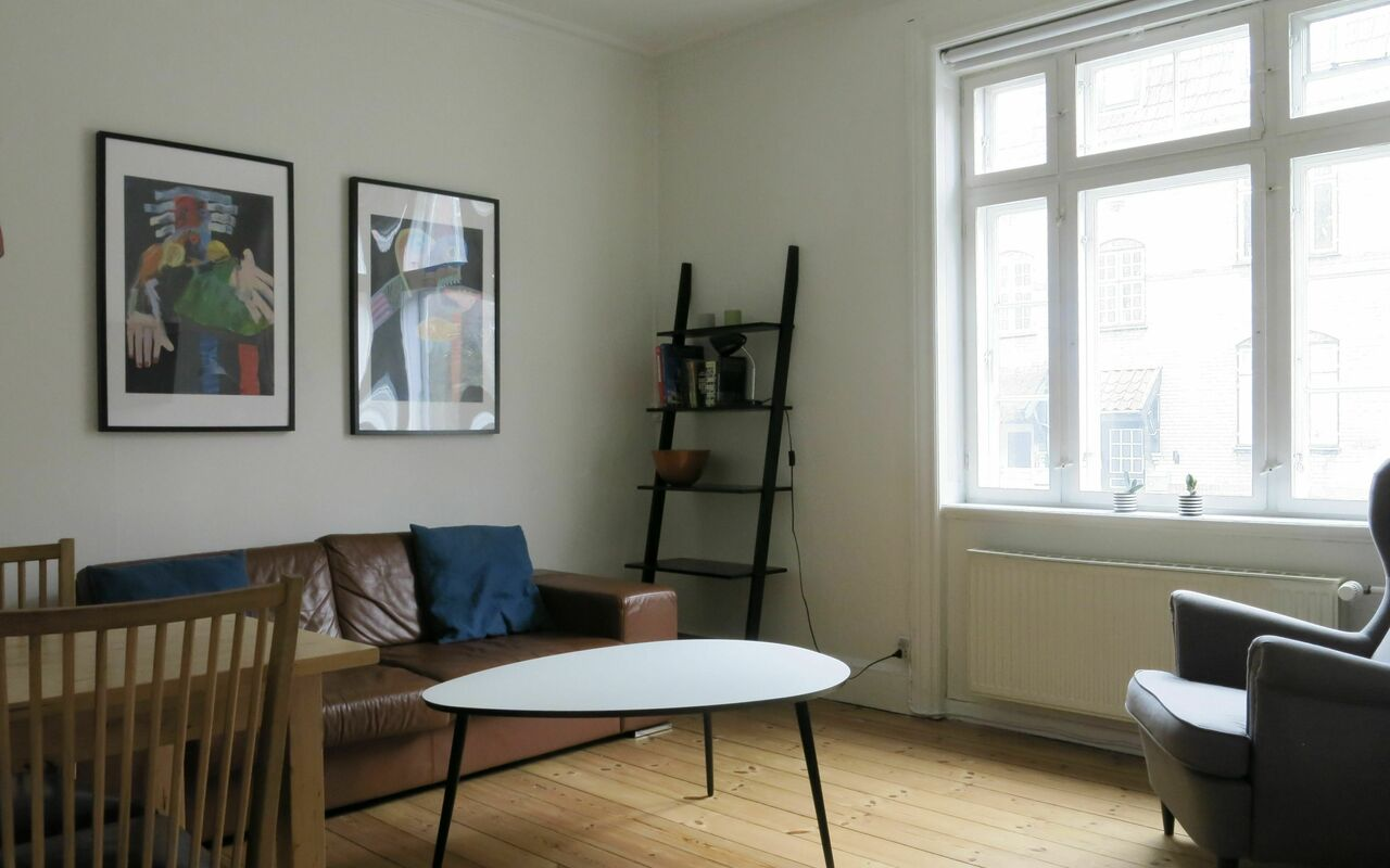 Østerbro - 1 Bedroom Apartment
