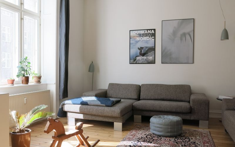 Vesterbro - Close To Tivoli - 3 Bedrooms