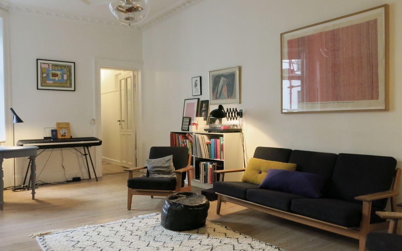 Østerbro - 3 Bedrooms