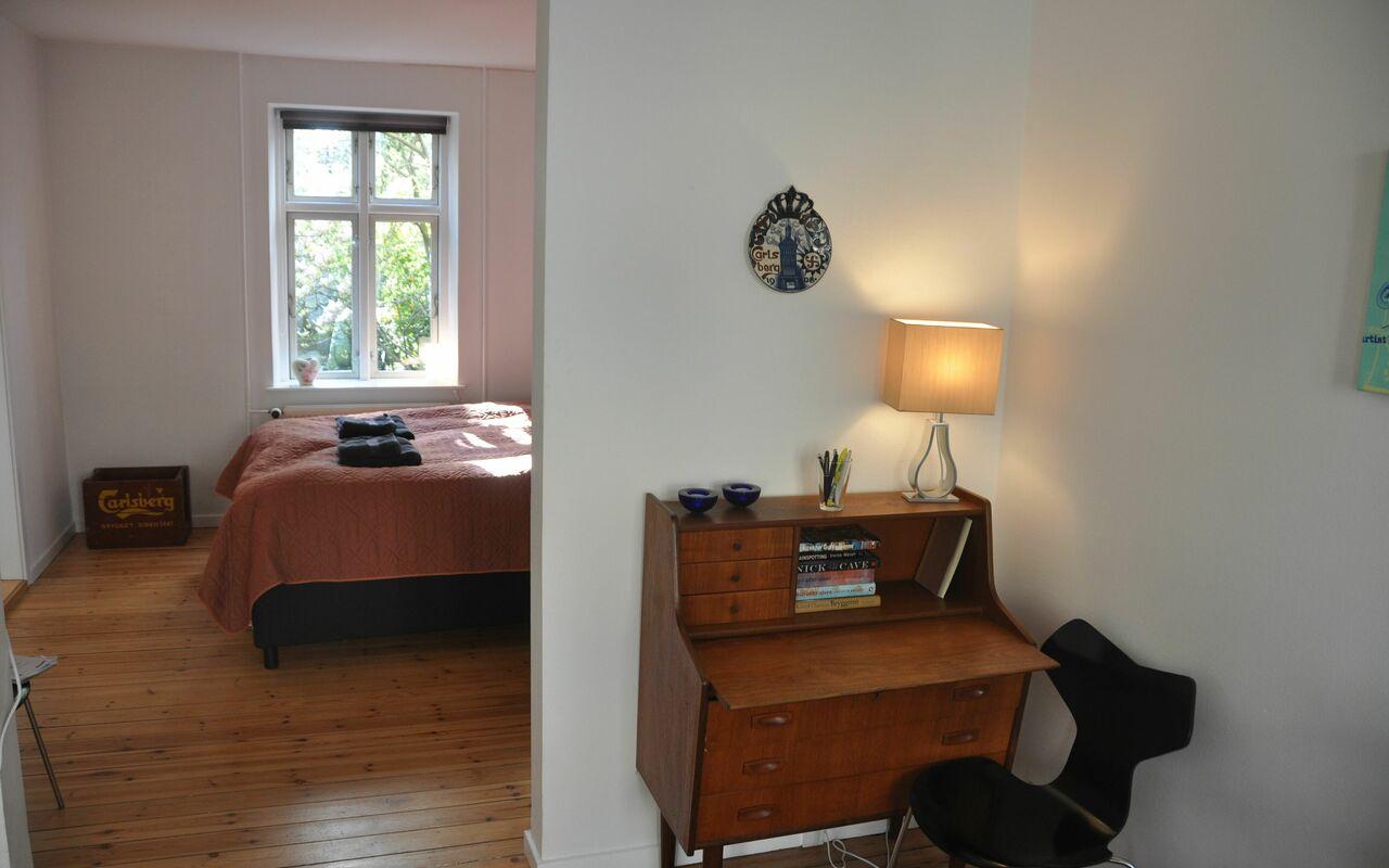Cozy One Bedroom Apt