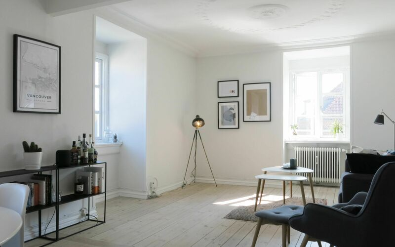 Østerbro - 2 Bedrooms - Close To Little Mermaid