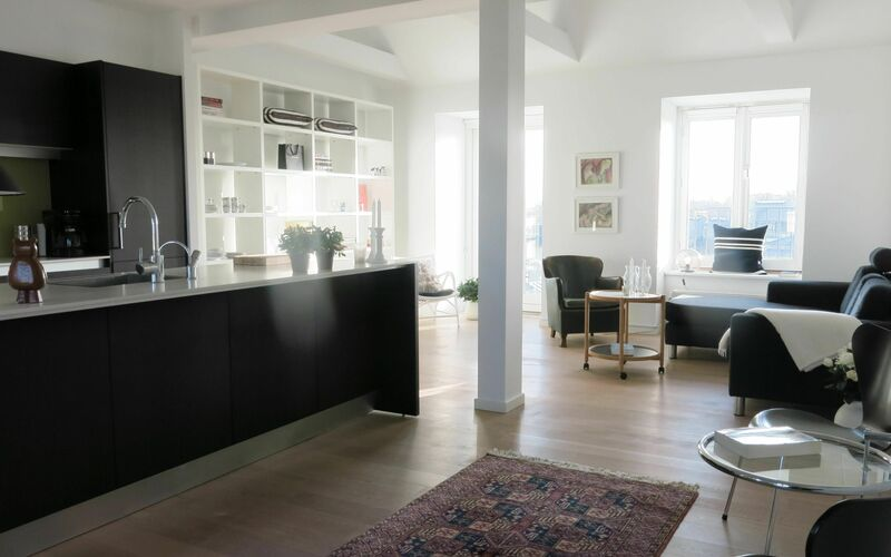 Frederiksberg - 2 Bedrooms - 3 People