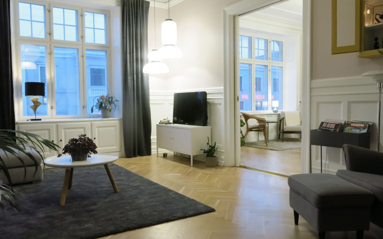 Østerbro - Perfect For Family With Children