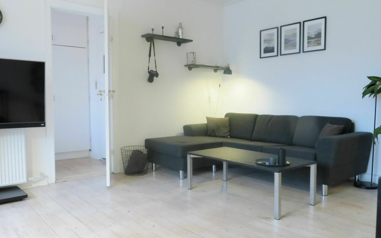Østerbro - 1 Bedroom Apartment