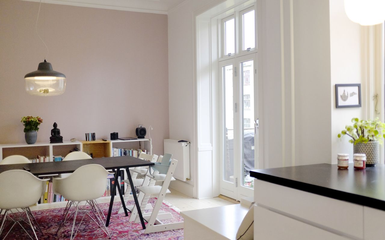 Frederiksberg - 2 Bedrooms -space For 4