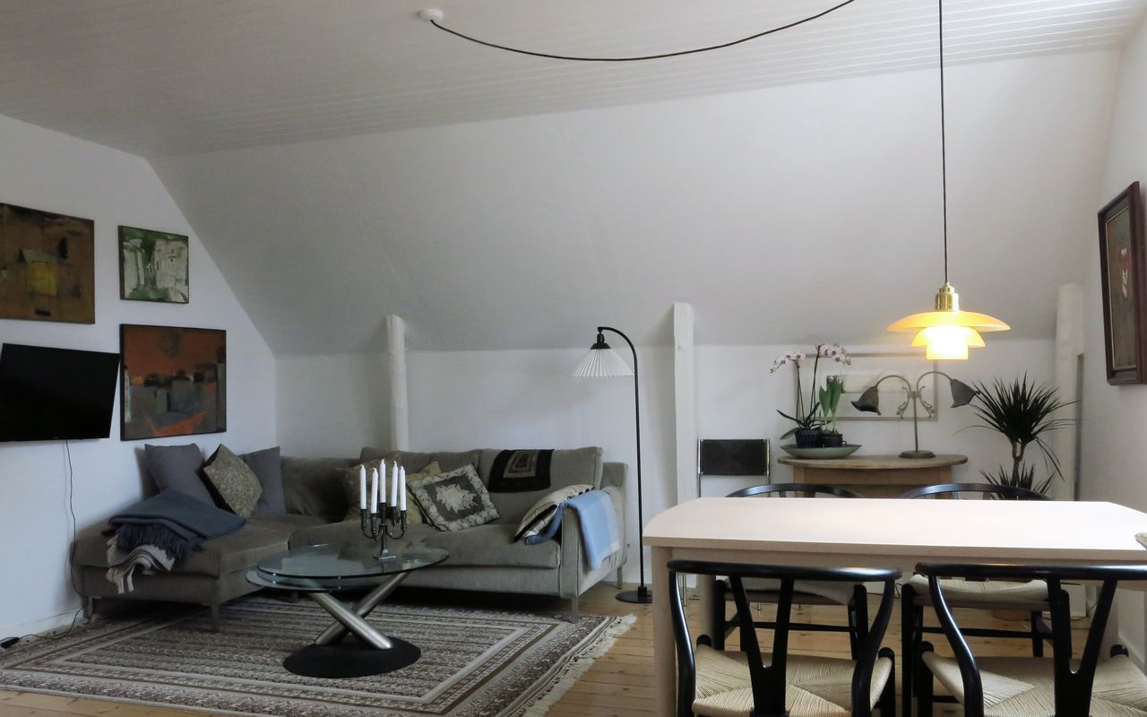 Amager-house- 6 People -3 Bedrooms-free Parking