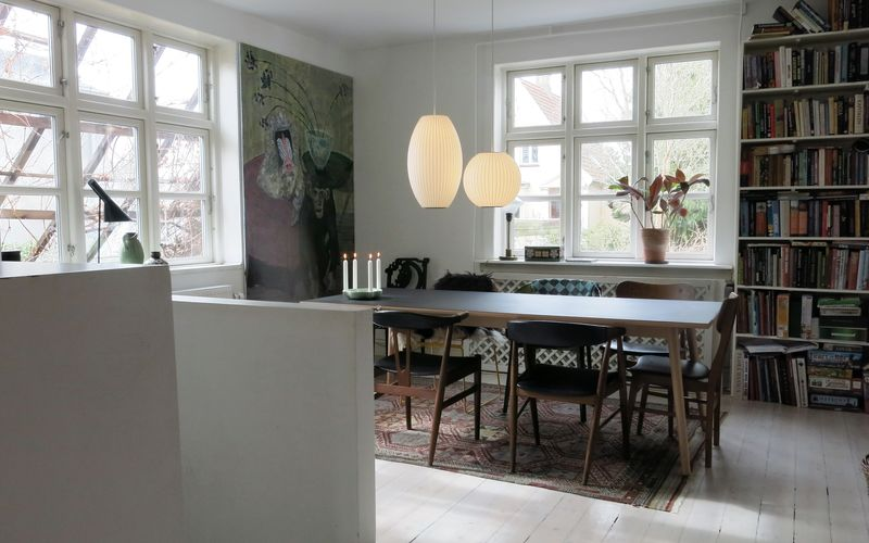 Amager-house -4 People -2 Bedrooms-free Parking