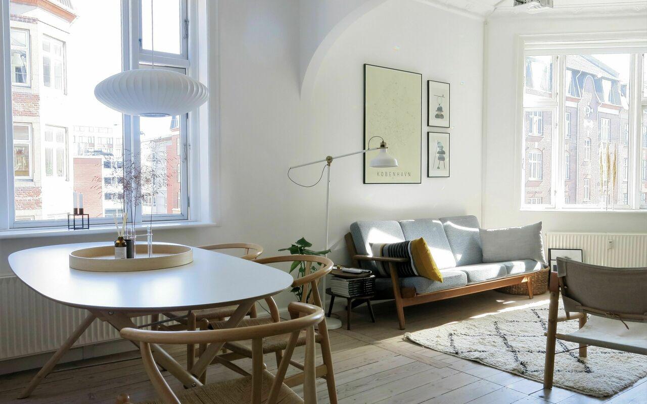 1 Bedroom - Close To Nørrebro - 2 People