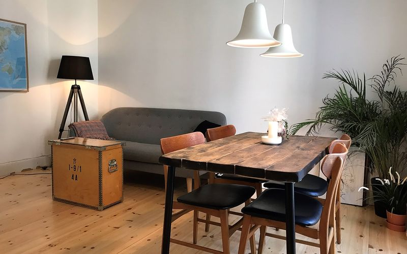 Vesterbro - 1 Bedroom - 2 People