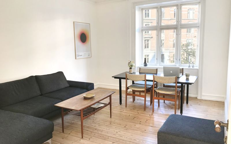 Vesterbro - 2 Bedrooms - 4 People