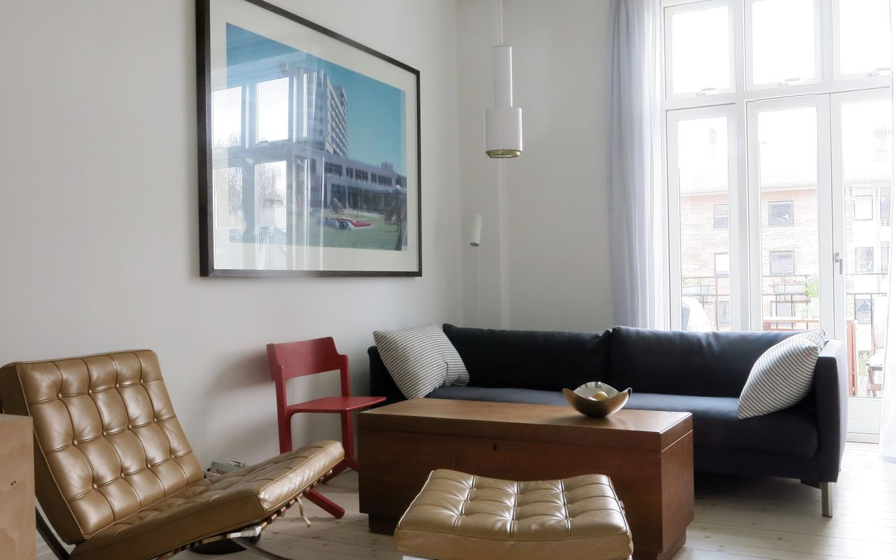Frederiksberg - 3 Bedrooms - Space For 6