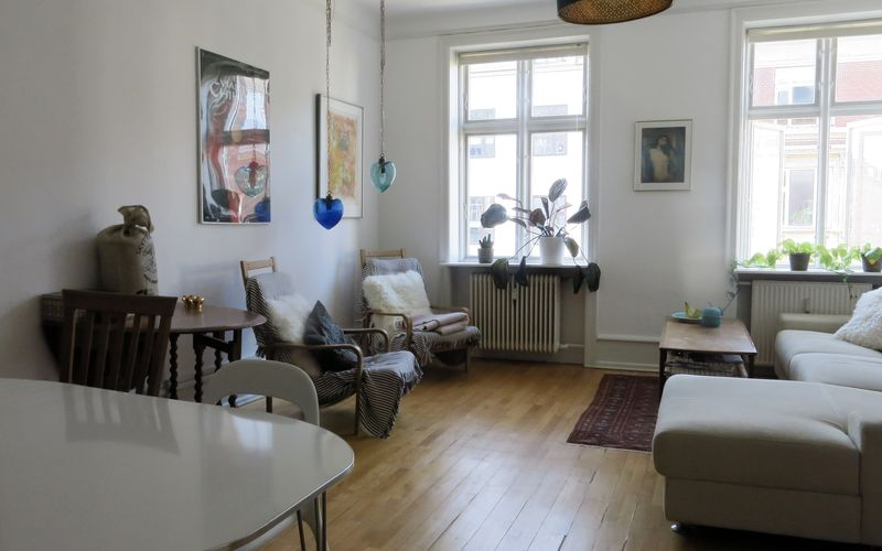 Østerbro - 1 Bedroom - Close To Transport