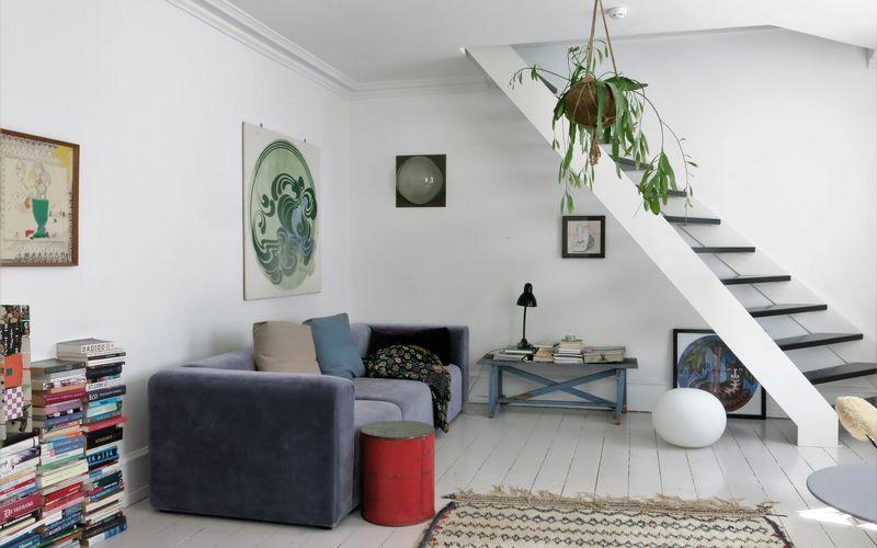 Østerbro - 4 Bedroom - Loft - Private Rooftop