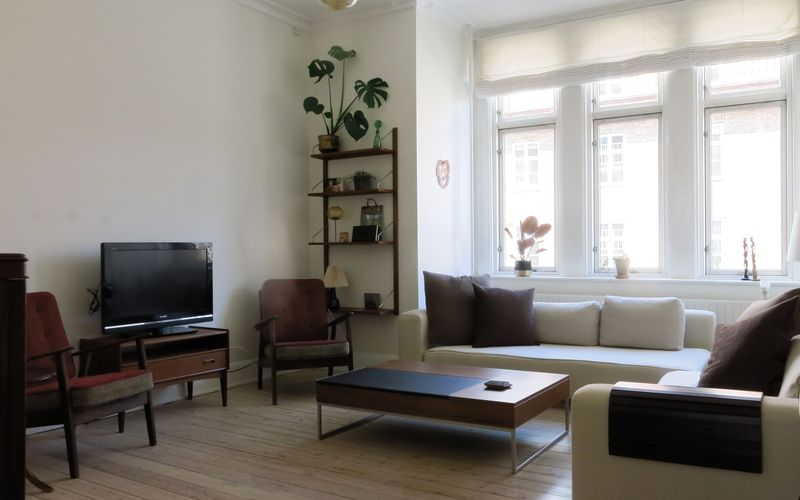 Østerbro - Perfect For Family - 2 Bedroom