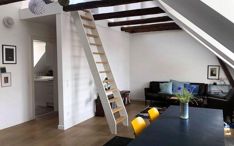 Vesterbro - 2 Bedrooms - Close To Tivoli