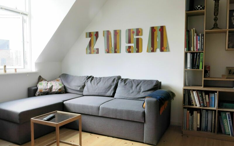 Studio Apartment - Østerbro - 2 People