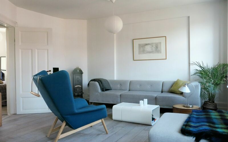 Frederiksberg - Close To Metro - 1 Bedroom